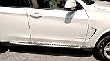 """ПОРОГИ BMW X5 F15  """"комплект дооснащения"""", фото 3"""