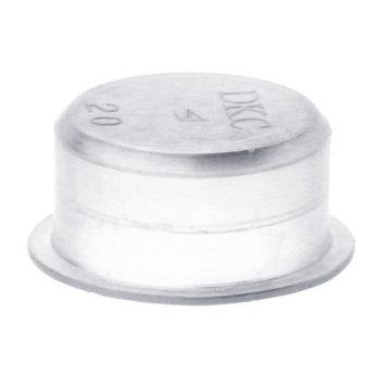 Заглушка для труб, IP40, д.20мм