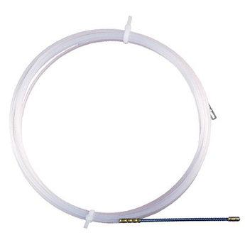 Протяжка из нейлона, диаметр 4мм, длина 30м