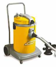 Промышленные пылесосы для работы с электроинструментом