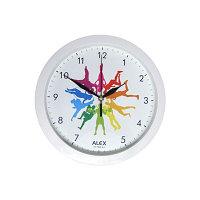 Часы с печатью