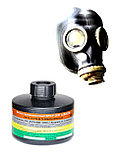 Противогаз ППФ-95, фильтр А2В2Е2К2Р3 (БКФ), фото 2