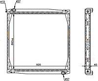 Радиатор  SCANIA 4 R / T-SERIES 95-04 г.