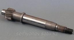 Вал редуктора первичный (приводной) /двигатель 4T 139QMB