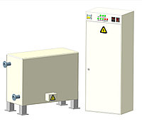 Индукционный котел горячего водоснабжения ИКН-Г-25