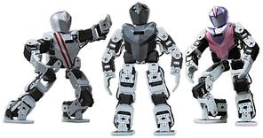 Человекоподобный робот Robotis Bioloid Premium Kit