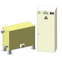 Индукционный нагреватель высокотемпературный ИКН-ВТ-125