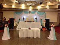 Оформление свадьбы в зале Esperanza, фото 1