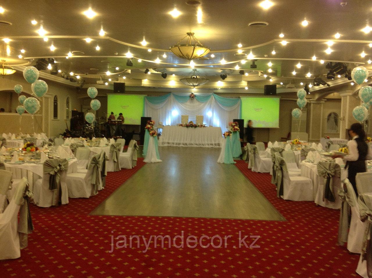Оформление свадьбы в зале Esperanza - фото 3