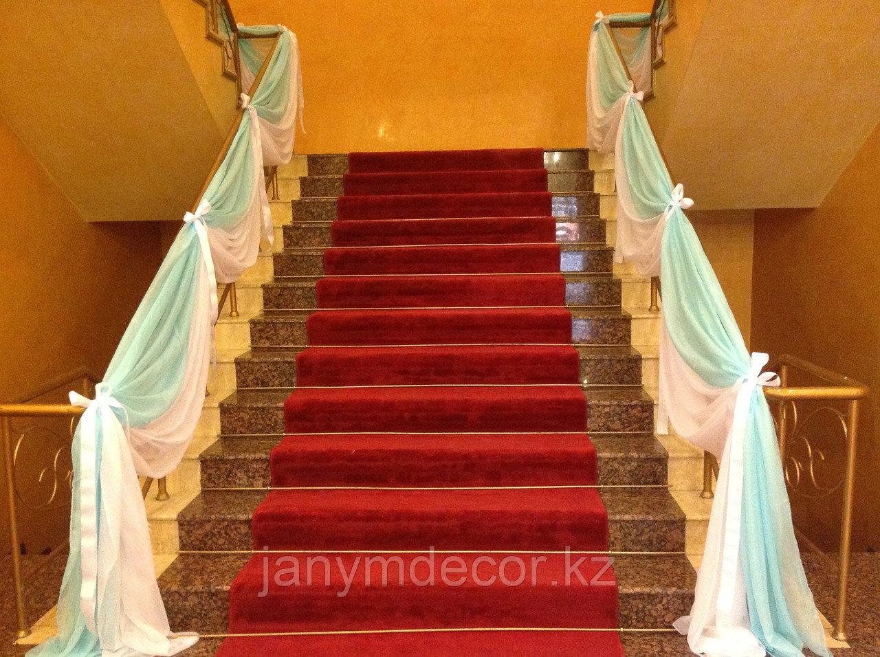 Оформление свадьбы в зале Esperanza - фото 4