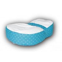 Кокон для новорожденных Mama's Helper Blue