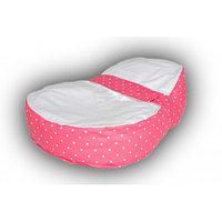 Кокон для новорожденных Mama's Helper Pink