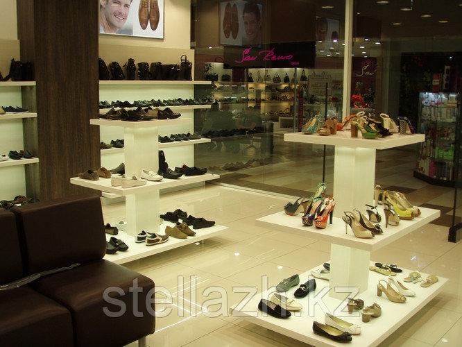 Торговое оборудование для Магазинов обуви