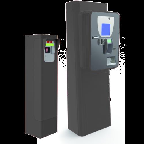 BFT ESPAS 20 LINE. Мощная автономная система автоматической парковки.