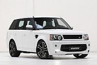 Обвес StarTECH на Range Rover Sport (Рестайлинг), фото 1