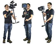 Стэдикам Flaycam 3000 HD+ Рукоятка (до 3.5 кг) от Flaycam  Индия, фото 3