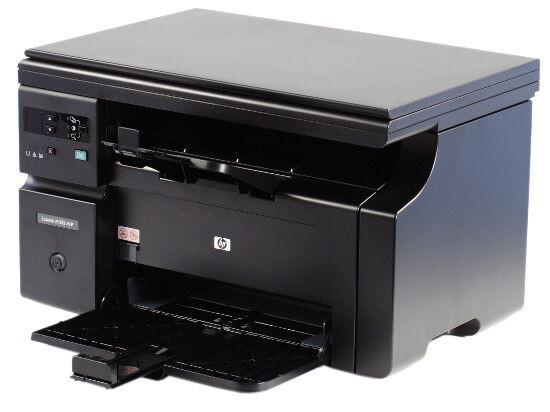 МФУ лазерное  HP LaserJet AIO M1132