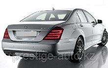 Фонари задние на Mercedes S-Class w221