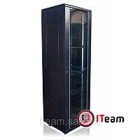 """Шкаф серверный Toten AS8042.8101 19"""" 42U, 800*1000*2055, Black"""
