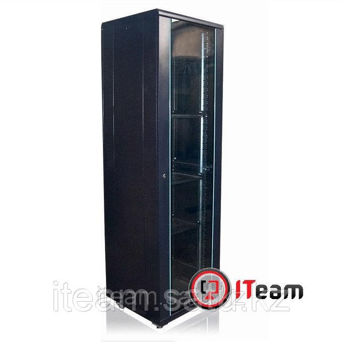 """Шкаф серверный Toten AS6042.8101 19"""" 42U,600*1000*2055, black"""