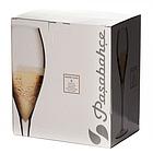Набор бокалов для шампанского Pasabahce Monte Carlo 225 мл, 6 шт (440157/6), фото 2