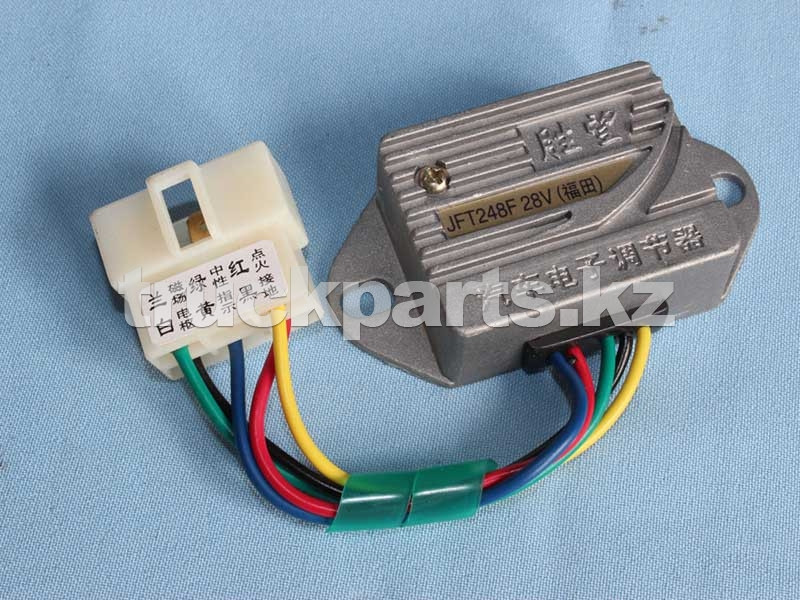 Реле-регулятор напряжения генератора JFT248F 28V 1500W внешнее FAW