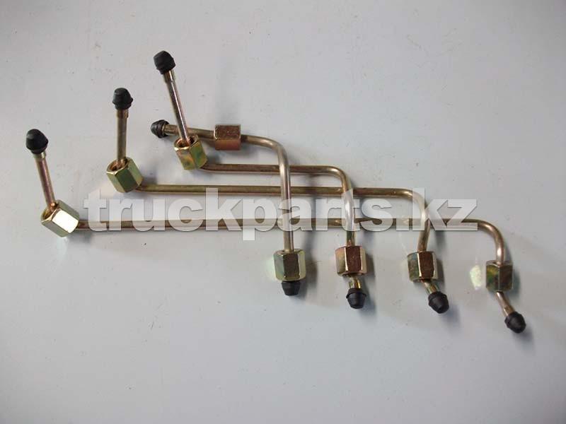 Трубки высокого давления ТНВД к-т 4 шт ДВС 4D26 (QC490)