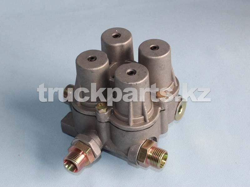 Клапан защитный 4-х контурный (пневмотормоз) CA151 Фотон (FOTON) 1106935600222