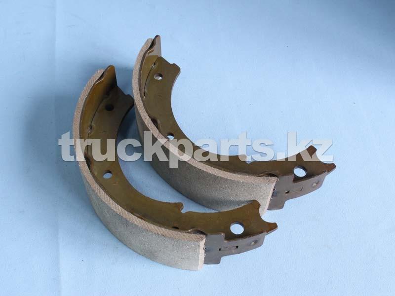 Колодка ручного тормоза BMK EQ1060, EQ1061, NJ1043 Фотон (FOTON) 110533-TF3501130