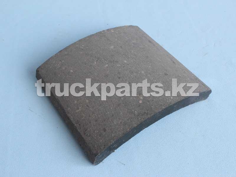 Накладка тормозная задняя 130x150-14,5 Фотон (FOTON) 2401.31G1-105