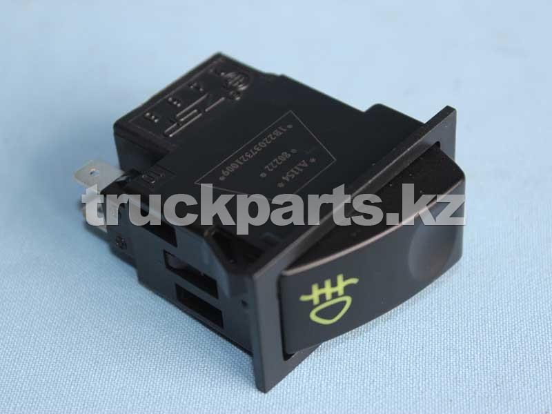Переключатель-клавиша противотуманных фар Фотон (FOTON) 1B22037321009