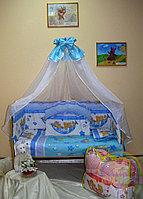 Комплект постельного белья 8 пр. МАЛЫШ (Балу, Россия)