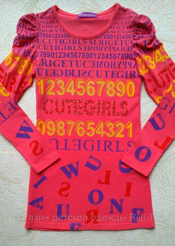Туника для девочки