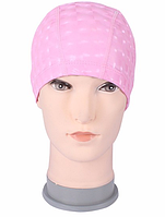Шапочка для плавания (розовая)