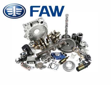 Кулак поворотный левый FAW 3001017AB1