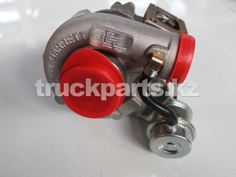 Турбокомпрессор GT25 758714-0001 GARRETT Е3 ДВС Перкинс (Perkins) T64801017