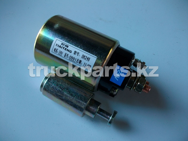 Реле втягивающее стартера DK246 24V ДВС YN 4100QBZL