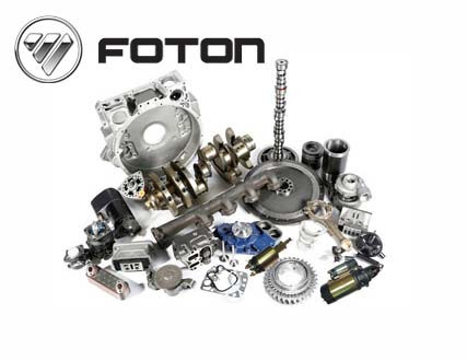 Накладка подножки кабины левая белая Фотон (FOTON) 1B18084500006