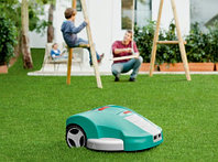Bosch Indego - инновация в стрижке газона
