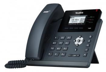 Yealink SIP-T40P SIP-телефон, 3 аккаунта, BLF,  PoE (адаптер питания в комплект не входит)