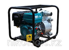 Мотопомпа бензиновая ALTECO Professional AWP80M для сильно грязной воды