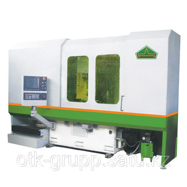 Полуавтомат плоскопрофильного глубинного шлифования ЛШ220, ЛССП