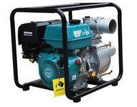 Мотопомпа бензиновая Alteco Professional AWP100T для грязной воды