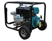 Мотопомпа бензиновая Alteco Professional AWP100M для сильно грязной воды