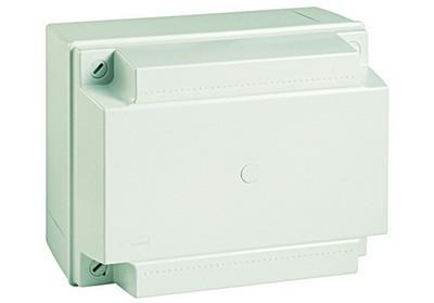Коробка ответвит. с гладкими стенками, IP56, 240х190х160мм