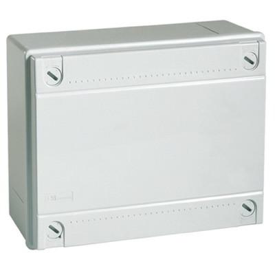 Коробка ответвит. с гладкими стенками, IP56, 240х190х90мм
