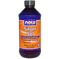 Серебро.  Silver Sol, (237 ml) 10500 /473 мл 17000.