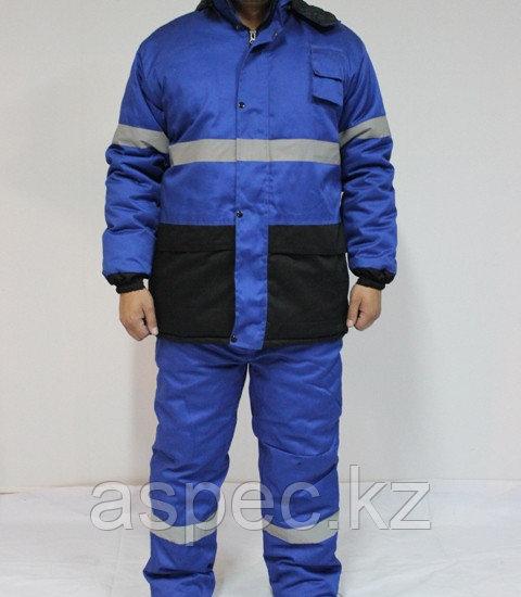 Утепленный костюм Норд-М (Зимняя спецодежда)