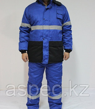 Утепленный костюм Норд-М (Зимняя спецодежда), фото 2