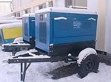 Сварочные агрегаты АДД.